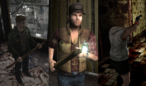Ranking Silent Hill Games