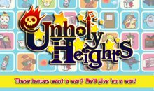 Unholy Heights PS4 review