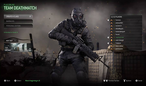 Call Of Duty Modern Warfare Remastered Multiplayer Available On
