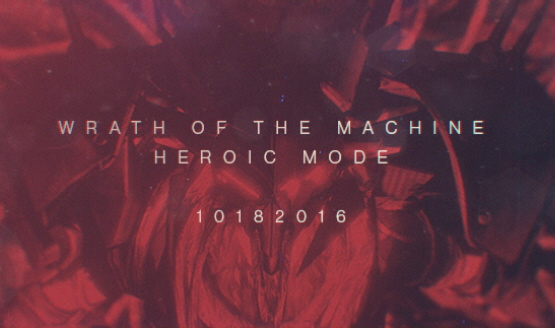 wrath of the machine mode release date