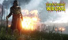 Everything Wrong With Battlefield 1 Featured