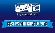 Best PS Vita Game of 2016