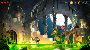 Wonder Boy 3 Preview