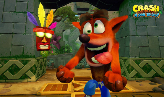 Crash Bandicoot N. Sane Trilogy Is Priced at $39.99, Here's Some Gameplay