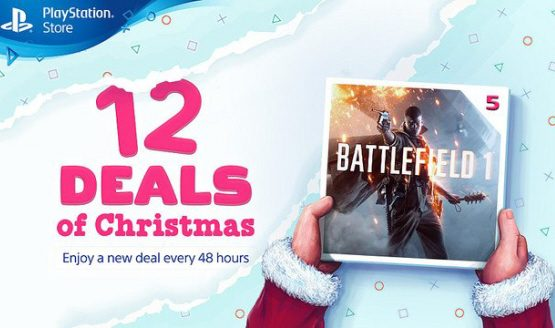 ps4 12 deals of christmas leak