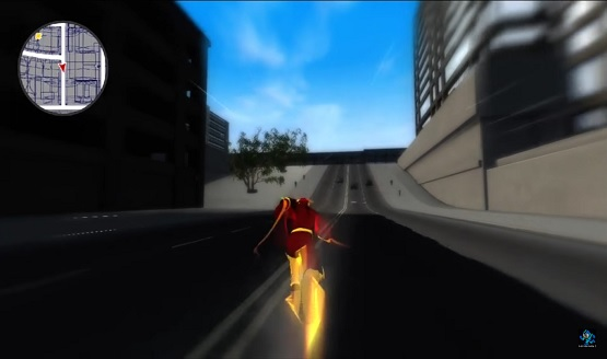 Flash Games For Ps3 : Cancelled the flash ps game prototype shown off