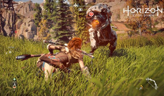 Horizon Zero Dawn's Aloy To Be Sony's Next Flagship Character class=