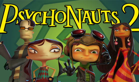 Psychonauts 2 Looks Gorgeous, Won't Be Out Anytime Soon