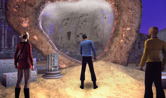 Star Trek Online Update Today on PS4 & Xbox One Adds Agents of Yesterday Expansion