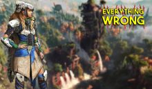 Everything Wrong With Horizon Zero Dawn Featured