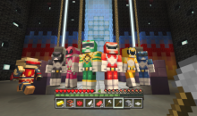 minecraft-power-rangers