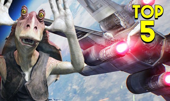 Top 5 Reasons Why Star Wars Battlefront II Might Already Be Better Than the First