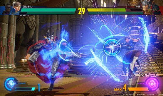 """Marvel vs. Capcom: Infinite Gets a Gameplay Trailer, Final Character Count """"Won't Be Disappointing"""""""