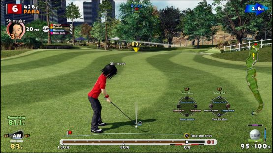 Everybodys Golf Beta preview
