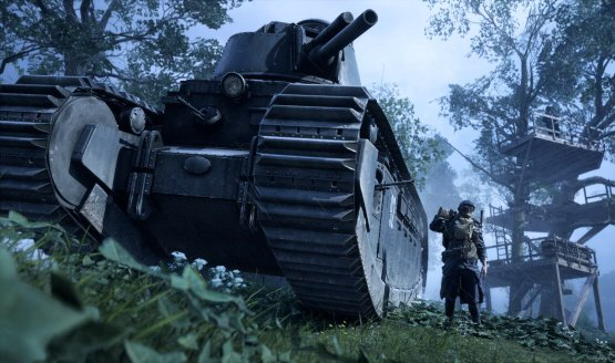 Battlefield 1 Player Count - PlayStation LifeStyle