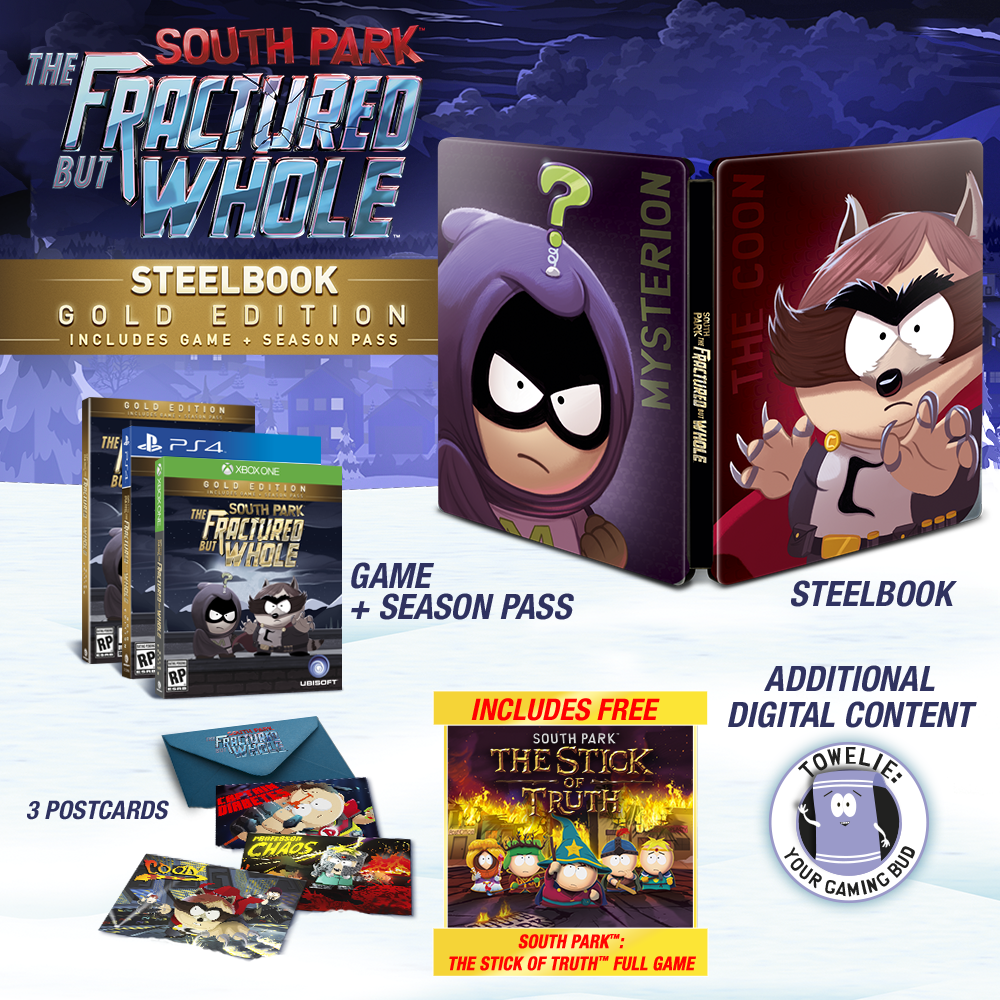 South Park: The Fractured But Whole Release Date Announced