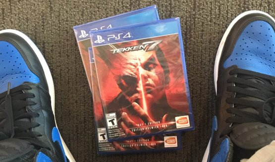 tekken 7 has gone gold ps4 bundles revealed
