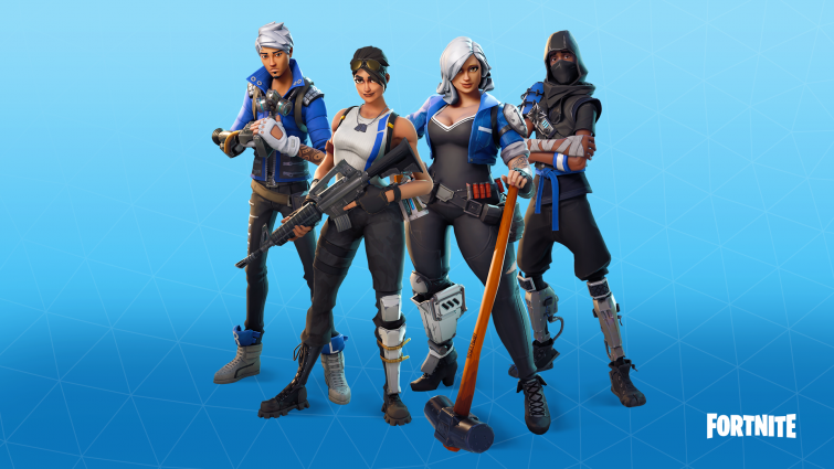 Fortnite Getting PlayStation-Exclusive Heroes