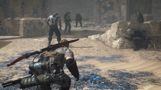 Launch trailer released for Metal Gear Survive