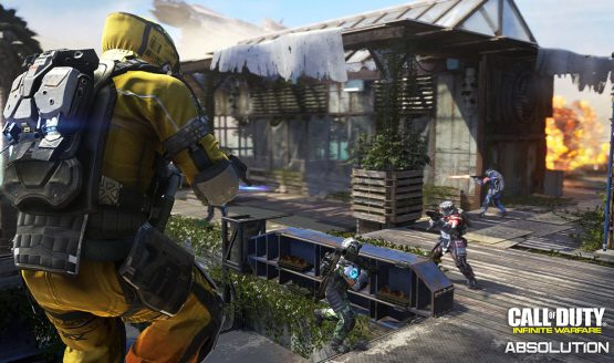 Call of Duty: Infinite Warfare's Absolution DLC Hits PS4 on July 6