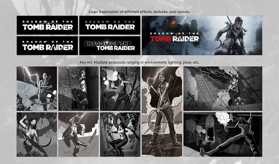 Shadow of the Tomb Raider concept art leaked by creative firm