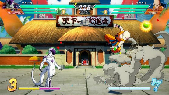 Dragon Ball FighterZ Charges Up Its Closed Beta in September