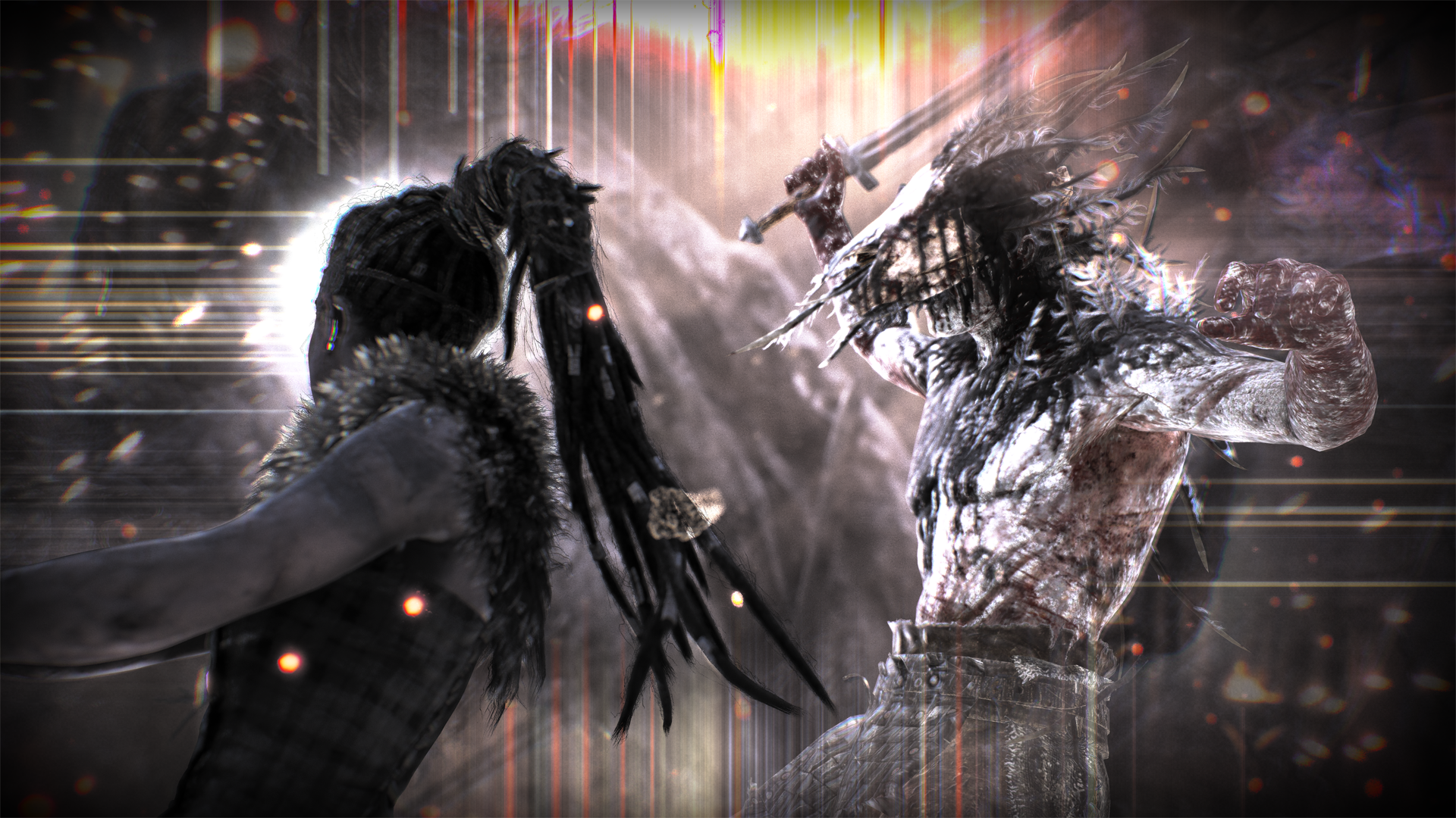 hellblade photo mode revealed features several filters