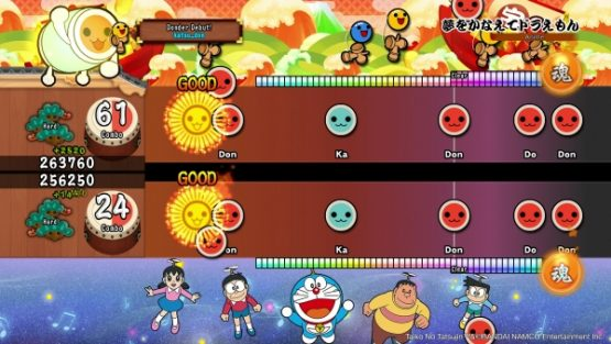 Taiko Drum Master Session Releases This October in English