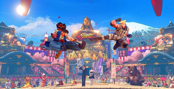 New Street Fighter V Character Announced: Abigail from Final Fight