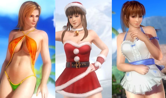 Sexiest dead or alive characters
