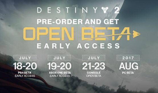 Destiny 2 Reveals Details Of Beta Tests; New Teaser Trailer Released