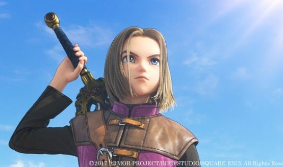 Dragon Quest XI sold two million copies in two days