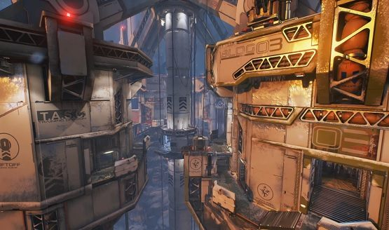 lawbreakers trench map