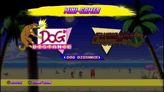 Windjammers PS4 review