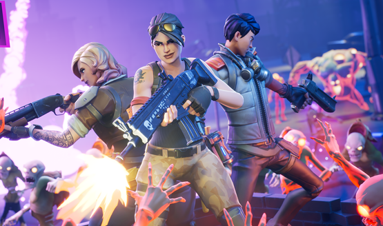 Fortnite Update survive the storm