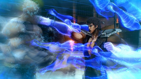 Yakuza x Fist of the North Star game- Battle