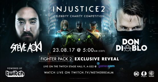 Injustice 2 Fighter Pack 2 Will be Revealed at Gamescom