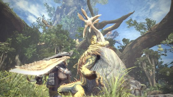 Monster Hunter World to offer free DLC