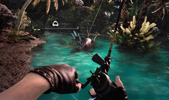 Monster of the deep final fantasy xv gets new trailer for Final fantasy 15 fishing