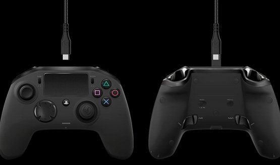 Ps4 Pro Controller 2 From Nacon Revolution Coming Soon