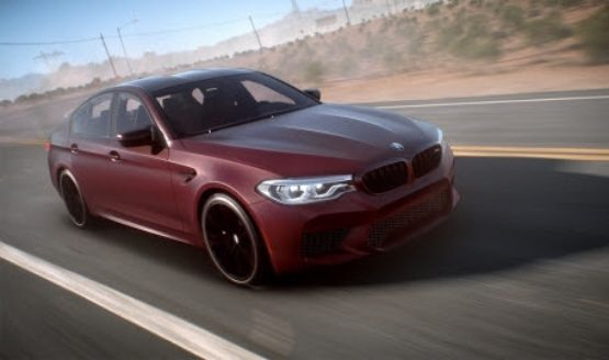 Need for Speed Payback BMW