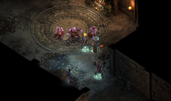 pillars of eternity complete edition ps4 trailer