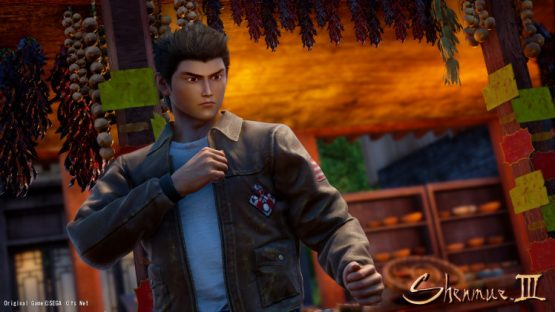 Shenmue 3 Unreal Engine 4