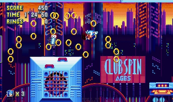 'Sonic Mania' (ALL) Slightly Delayed On PC