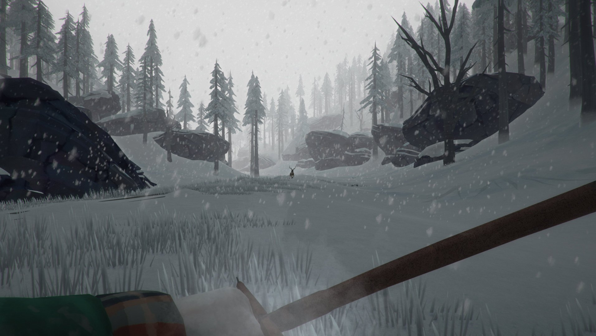 the long dark review � far from a perfect storm ps4