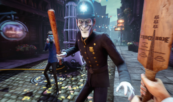 We Happy Few Post-Launch Content Includes Sandbox Mode