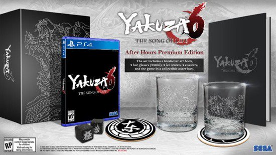 Yakuza 6: The Song of Life Gets March 2018 Release Date