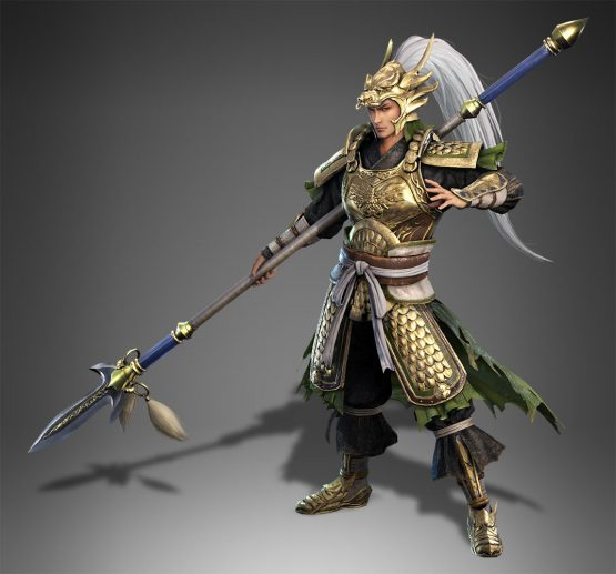 Dynasty Warriors 9 returning Characters - Ma Chao
