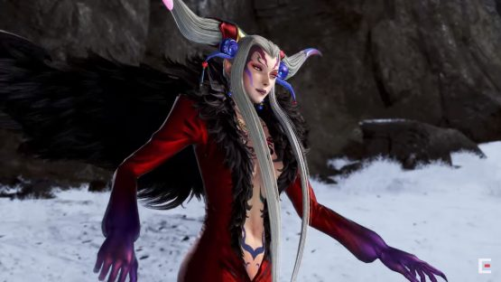Check out the Ultimecia Dissidia Final Fantasy NT Trailer Ultimecia Hot