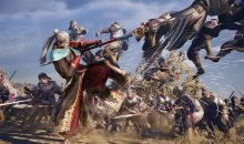 Dynasty Warriors 9 State Combo Cheng Pu